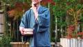 中間男性溫泉旅行Yukata旅行圖像 47662493