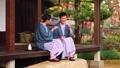 乾杯 夫婦 日本酒の動画 47665641