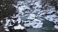 Seimei河冬天小河河水雪 47666820