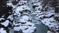 Seimei河冬天小河河水雪 47666822