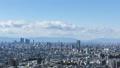 名古屋都市の風景と伊吹山  タイムラプス フィクス撮影 47670545