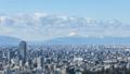 名古屋都市の風景と伊吹山  タイムラプス フィクス撮影 47670546