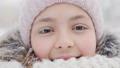girl, eyes, snow 47679261