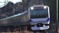 常磐線の通勤列車 47680317