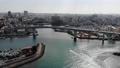 沖繩夜港和船舶進入Sunny港口 47703631