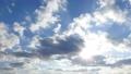 節分の日の空。立春前日、季節の変わり目、空、太陽のタイムラプス動画 47717724