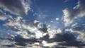 節分の日の空。立春前日、季節の変わり目、空、太陽のタイムラプス動画 47717728