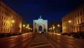 Siegestor triumphal arch in Munich, Germany  47756096
