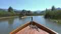 Boating on the famous Lake Skadar in Montenegro 47792727