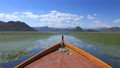 Boating on the famous Lake Skadar in Montenegro 47792728