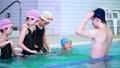 游泳学校形象 47805268