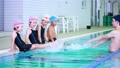 游泳学校形象 47805275