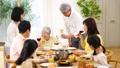 吃表表圖像的家庭三一代家庭 47822456