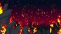 地獄動畫片火焰原野邪惡的動畫圈 47830146