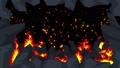地獄動畫片火焰原野邪惡的動畫圈 47830153