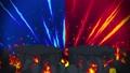 불꽃 싸움 에너지 광선 애니메이션 루프 47830244