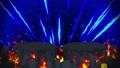 불꽃 싸움 에너지 광선 애니메이션 루프 47830472