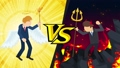 Angel Devil Battle Animation ธุรกิจคอสเพลย์ห่วง 47830794