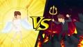 Angel Devil Battle Animation ธุรกิจคอสเพลย์ห่วง 47830797