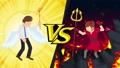 Angel Devil Battle Animation ธุรกิจคอสเพลย์ห่วง 47830798