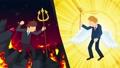 Angel Devil Battle Animation ธุรกิจคอสเพลย์ห่วง 47830851