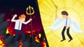 Angel Devil Battle Animation ธุรกิจคอสเพลย์ห่วง 47830853