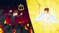 Angel Devil Battle Animation ธุรกิจคอสเพลย์ห่วง 47830854