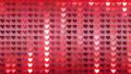 閃耀的心臟後面衣服飾物之小金屬片窗簾背景 47839960