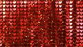 閃耀的心臟後面衣服飾物之小金屬片窗簾背景 47839962