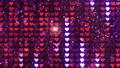 閃耀的心臟後面衣服飾物之小金屬片窗簾背景 47839963