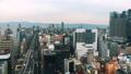 Osaka city aerial time lapse, HD. 47856527