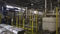 timelapse production line transports bulks in workshop 47898459