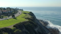 California Coast aerial photograph image Paros Bardes 47980943