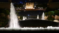 Magic Fountain at night from Montjuic hill, Barcelona 47995182