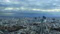 東京風景澀谷雲在天空流動時間流逝傾斜下來 48001083