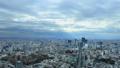 東京風景澀谷時間流逝修復雲層覆蓋天空 48001087