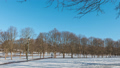Oslo Norway time lapse snow winter landscape 48026181