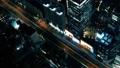 大城市城市拍摄东京首都时间推移潘Karagure的高夜视图 48030393