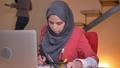 Closeup shoot of three young successful muslim 48037868