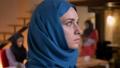 Closeup portrait of adult beautiful muslim 48037905