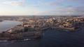 Aerial view of Valletta, Malta 48064123