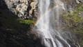 Aerial of Fallbachfall waterfall 48064127