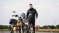 man, motorcycle, biker 48064845