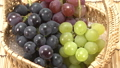 Three grape sets (zoom out shooting) 48073179
