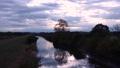 自然富有的Nemen米領域早晨時間間隔掀動 48100812