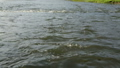 Rapid current of river in summer day 48118078