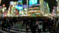 《東京都》渋谷駅前・スクランブル交差点→センター街《タイムワープ》 48128831