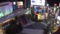 《東京都》渋谷駅前スクランブル交差点・夜景《タイムラプス・ティルトダウン》 48128835