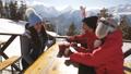 対話 話す スキーの動画 48154560