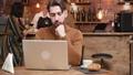 laptop, coffee, shop 48161805